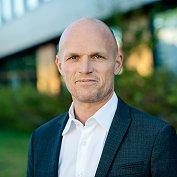 Rune Hardersen, administrerende direktør, GK Norge