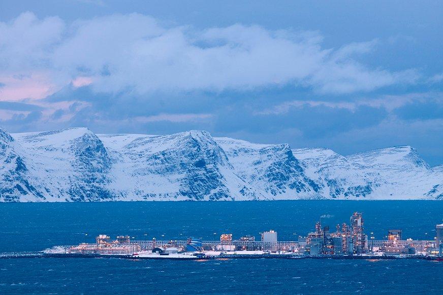 Gjennom Coor-avtalen sørger GK for drift og vedlikehold av tekniske anlegg på Equinors mange kontor, bolig, lager og velferdsbygg på Melkøya og i Hammerfest.