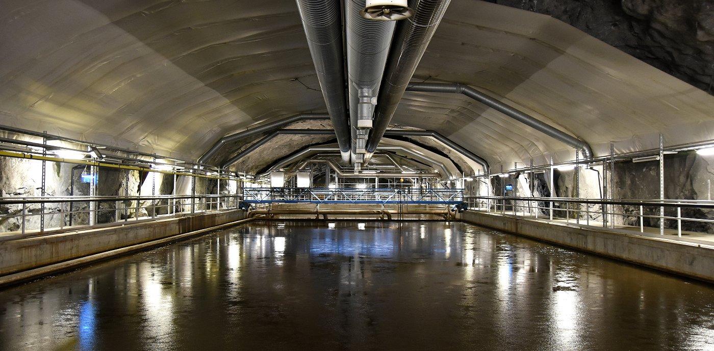 Renseanlegget Midgardsormen i Oslo