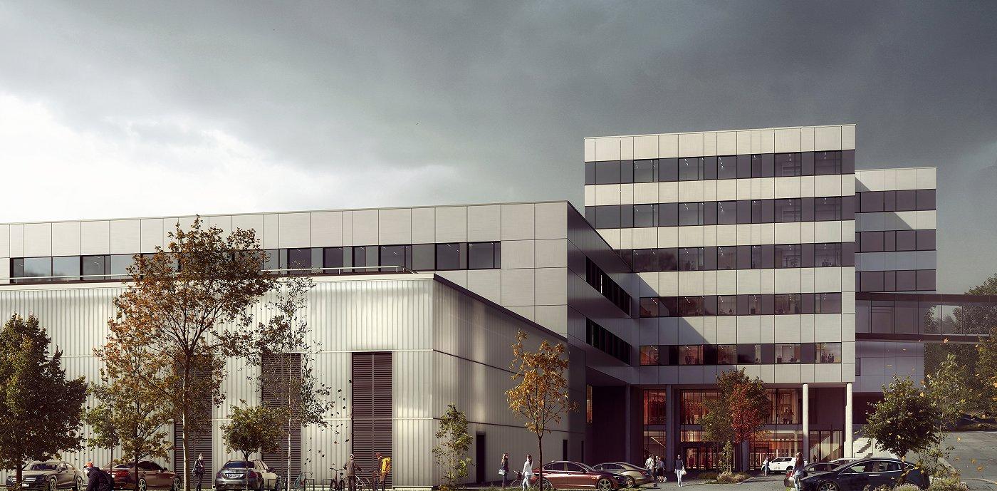 Illustrasjon: Henning Larsen Architects, AART Architects og Momentum Arkitekter