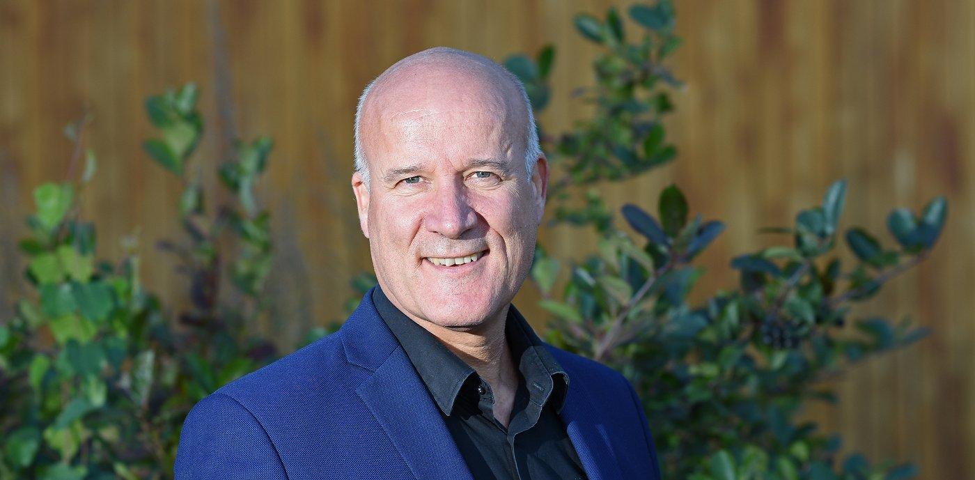 Leif Øie, administrerende direktør, GK Inneklima