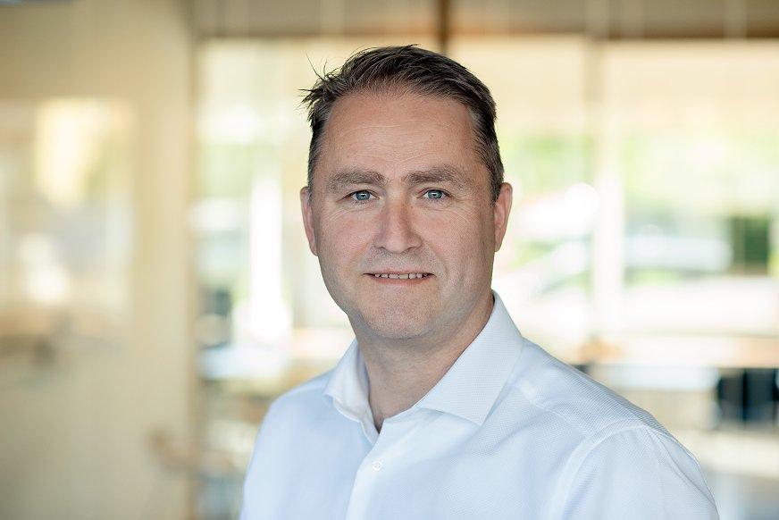 Lars Hanseth, økonomidirektør, GK Norge