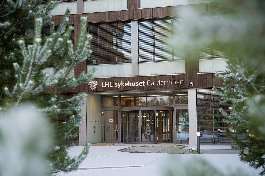 LHL-sykehuset på Gardermoen