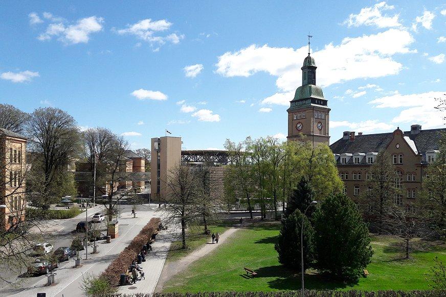 Bilde fra Ullevål sykehus